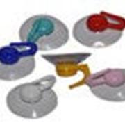 Крючок пластиковый на присоске Марч фото