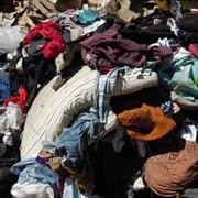 Прием бытовых отходов тряпья фото