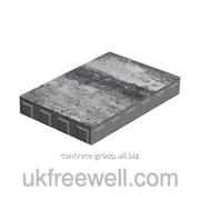 Монолит - все цвета на белом цементе 8 см 3900081 фото