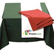 Скатерть для промо акций с нанесением логотипа фото