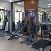 Услуги тренажерных залов, Тренажерный зал фитнес центра Долина Роз. фото