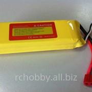Аккумулятор Zeda Power 1800 mAh 11.1V 30C фото