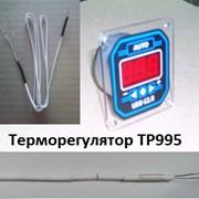 Терморегулятор ТР995, с термопарой ТХА фото