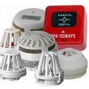 Проектирование, монтаж, наладка и техническое обслуживание пожарной сигнализации фото