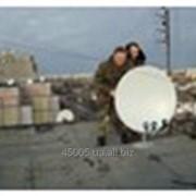 Система спутникового телевидения фото
