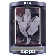 Зажигалка Zippo - Marilyn Monroe фото
