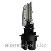 Оптическая муфта FTTH-A32 SC с возможностью установки оптических сплиттеров фото