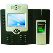 Биометрический терминал контроля доступа и учета рабочего времени iClock880/ID/GPRS фото