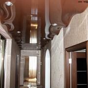 Волнообразные натяжные потолки LuxeDesign фото