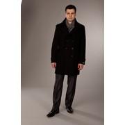 Пальто шерстяное фото