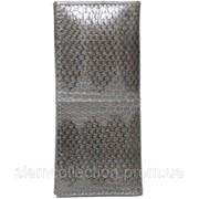 Ключница из кожи морской змеи. EXCLUSIVE SNKH 01 Grey фото