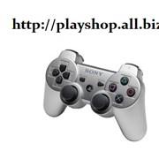 Джойстик Bluetooth Silver (оригинал) (ps3) фото