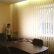 Жалюзи офисные фото