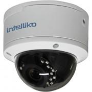 5 Мп профессиональная купольная IP видеокамера (3.6 мм) с ИК-подсветкой до 20м с POE INT-IPDC40-L14-PRO фото
