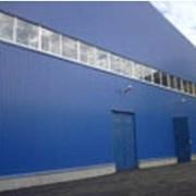 Склады, строительство складов и складских комплексов фото