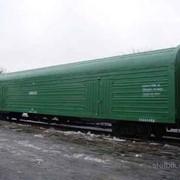 Постоянная погрузка крытых вагонов и ЦМГВ фото