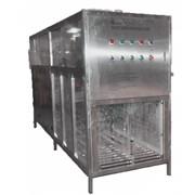19 литров линия розлива, Триблок розлива XG-200 200 бутылок в час фото