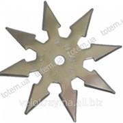 Метательная звезда-сюрикен 8 фото