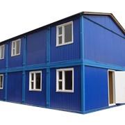 Модульное здание фото