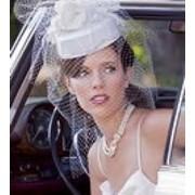 Свадебные шляпы фото