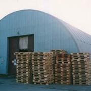 Фумигация (дезинсекция, обеззараживание) деревянных поддонов, лесоматериалов, сепарации фото