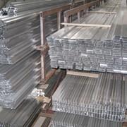 Полимерное окрашивание алюминиевого профиля фото