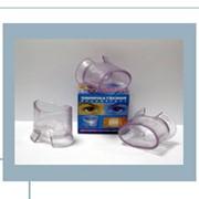 Ванночка глазная полимерная для промывания и вакуумного массажа глаз ВГ-01 МИОН фото