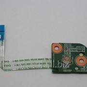 Плата с кнопкой запуска от ноутбука Compaq CQ58-301SR фото