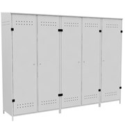 Шкаф для газовой рампы фото