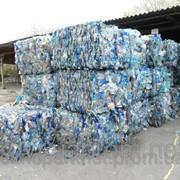 ПЭТ бутылки (тюкованные, сортированные) фото