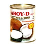 Кокосовые сливки Арой 70% 560мл ж.б фото