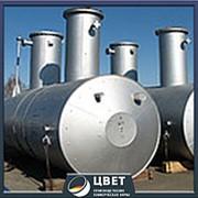 Производство резервуаров для топливно-энергетической промышленности фото