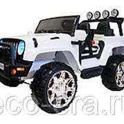 Электромобиль Jeep M777MM 4x4 двухместный с ДУ фото