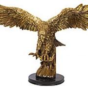 Скульптура Орел с добычей 46х34х26см. арт.МК1124 фото