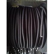 Шнур резиновый 10мм 24пр. фото