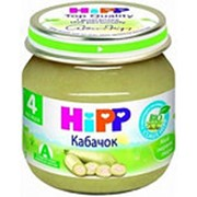 Пюре HIPP Кабачок, 80г фото
