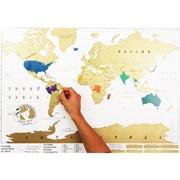 Скретч карта фото