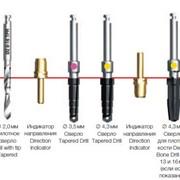 Сверла для корневидных имплантатов 4,3×13 мм фото
