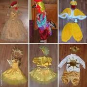 Прокат костюмов новогодних, карнавальных для детей фото