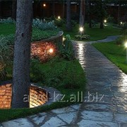 Освещение садов,водоемов,домов,приусадебных участков,подсветка. фото