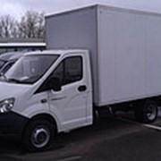 Фургон промтоварный Газель Next (A21R22), 4х2 фото