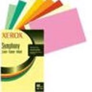 Бумага офисная цветная (xerox) фото