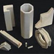 Изделия огнеупорные для трубчатых рекуператоров ТУ У 14-7-138-98 фото
