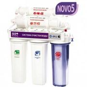 Водоочиститель под мойку 5-стадийный с UF мембраной NOVO 5 (PU905W5-WF14-EZ) фото