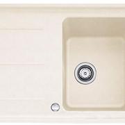 Кухонная мойка Franke Impact IMG 611 (780х500) оборотная, сахара + сифон (114.0363.729) фото