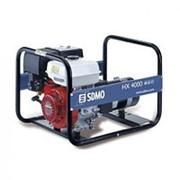 Бензиновый генератор SDMO Intens HX 4000-C (S) фото