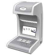 Детектор банкнот Pro 1500 IR, LCD ЖК-монитор 11 см, проверка в инфракрасном свете фото