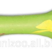 Игрушка для собак Кость из литой резины 20см фото