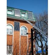 Солнечная энергия фото