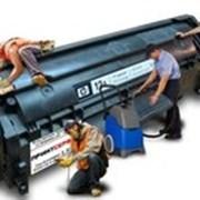 Заправка и восстановление лазерных картриджей. фото